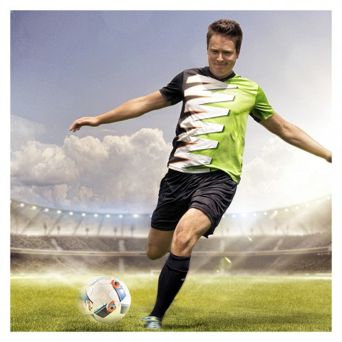 Sommer cable Trikot