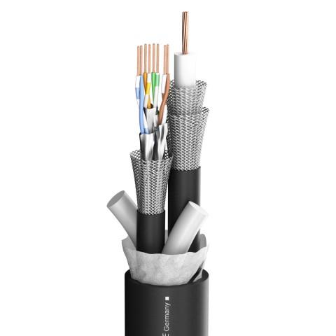 TRANSIT MC 1001 HD; 1 x 1,06/4,80; S-PVC flame-retardant Ø 19,50 mm