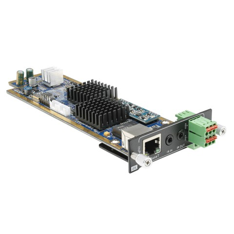 CARDINAL DVM ULTRA 4K SEAMLESS Modul, IN: IR In&Out (2 x 3.5mm Jack)/Audio In 3pin analog/RS232 Schnittstelle/HDBaseT Input