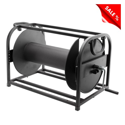 Kabeltrommel, SD045-600, width: 800 mm, height: 450 mm, metal