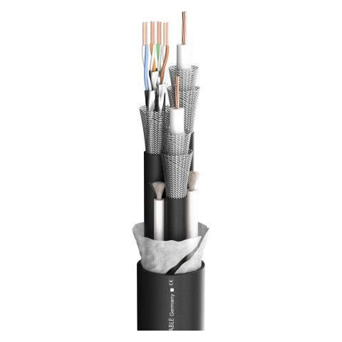 TRANSIT MC 2001 HD; 2 x 1,06/4,80; S-PVC flammwidrig Ø 20,40 mm