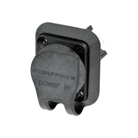 NEUTRIK Dichtkappe, VPE: 10 Stck. für powerCON TRUE1 Geräteeinbaustecker, schwarz