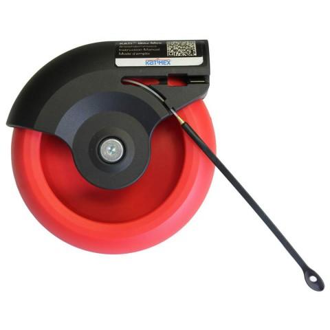 KATIMEX® Kabelverlegegerät für Glasfaserkabel, KATI® BLITZ MINI, 15m