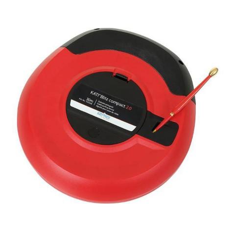 KATIMEX® Kabelverlegegerät für Glasfaserkabel, KATI® BLITZ COMPACT, 20m