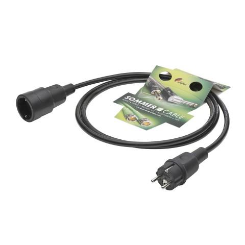 Power supply, 3 x 2,50 mm² | Schuko / Schuko