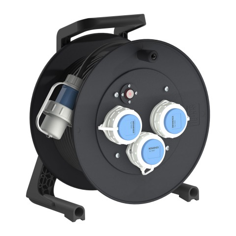 Load cable reel ip67 IP67 Outdoor-Kabeltrommel, 3 x 1,50 mm² | Schuko / Schuko H07RN-F