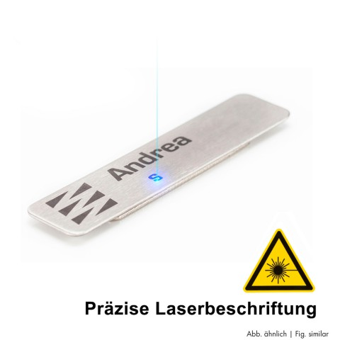 Sommer cable Individual laser marking, Individual laser marking, per module / article for suitable for SYS WALL modules and articles