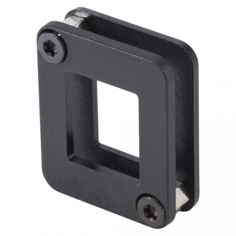D flange with Keystone seat for suitable for keystones