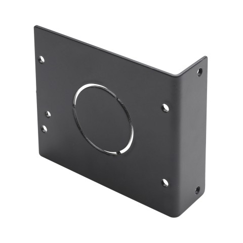 Side panel Blank panel, rack angle, turned 90°, 2 HE; depth: 80 mm for SYSBOXX, colour: anthracite, RAL 7016