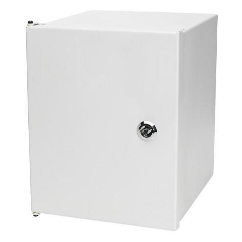 SYSBOARD Modulares Wandgehäuse, 6 HE für SYSBOXX-Module, Breite: 220 mm, Höhe: 267 mm, lichtgrau, RAL 7035