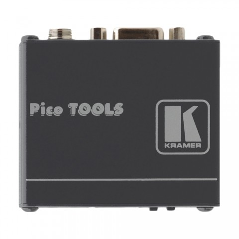 KRAMER , Transmitter EDID, IN: DSUB15 (UXGA) | OUT: RJ45