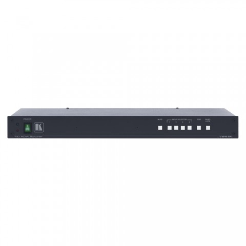 KRAMER , HDMI Umschalter, IN: 4 x HDMI | OUT: HDMI, B x H x T: 483 mm x 45 mm x 178 mm