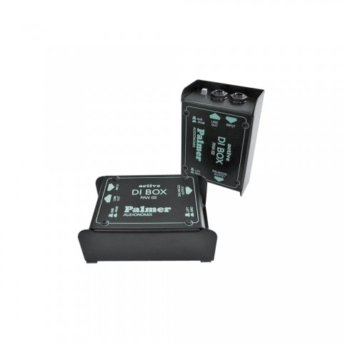 Palmer DI-Box active mono, W x H x D: 73 mm x 42 mm