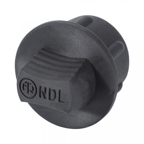 NEUTRIK dummyPLUG für speakON und powerCON Einbaustecker