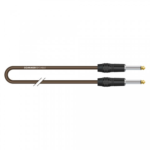 Instrument cable Spirit  XS Highflex, 1 x 0,75 mm² | jack / jack, HICON