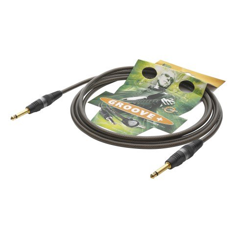 Instrumentenkabel SC-Spirit XXL, 1  x  0,75 mm² | Klinke / Klinke, HICON