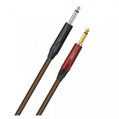 Instrumentenkabel SC-Spirit XXL, 1 x 0,75 mm² | Klinke / Klinke, NEUTRIK