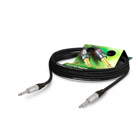 Speaker cable Meridian, 2 x 1.50 mm² | jack / jack, NEUTRIK®