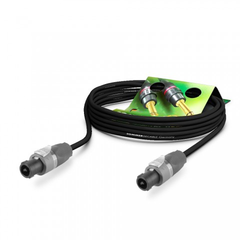 Speaker cable Meridian, 2 x 2.50 mm² | speakON® / speakON®, NEUTRIK®