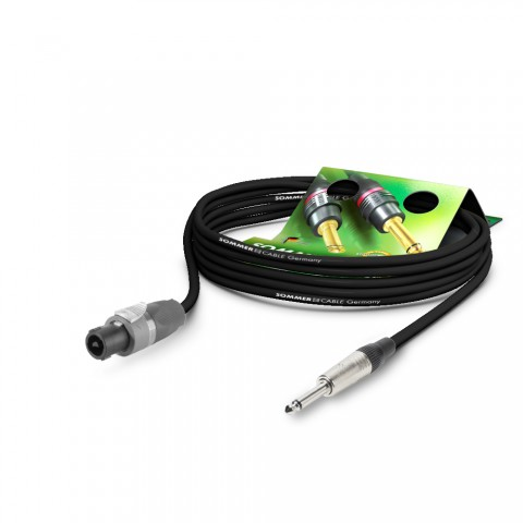 Speaker cable Meridian, 2 x 2.50 mm² | speakON® / Klinke, NEUTRIK®