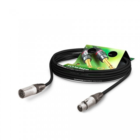 DMX512 Binary 434 DMX512, 4  x  0.34 mm² | XLR / XLR, NEUTRIK®