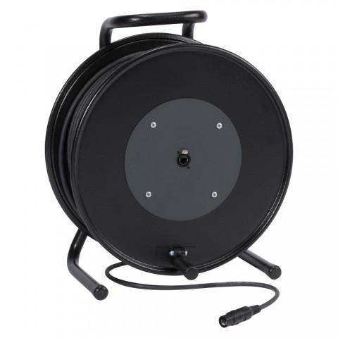 Network cable SC-Mercator CAT.7 PUR XL, 8 x 0,26 mm² | RJ45 / RJ45, NEUTRIK on cable spool