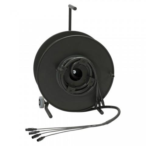 Network cable SC-Mercator CAT.7, 8 x 0,22 mm²   RJ45 / RJ45, HICON