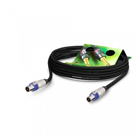 Speaker cable Elephant Robust, 4 x 4.00 mm² | speakON® / speakON®, NEUTRIK®