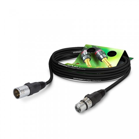 Mikrofonkabel SC-Galileo 238, 2 x 0,38 mm² | XLR / XLR, NEUTRIK