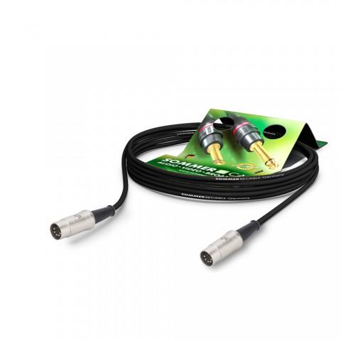 MIDI-Kabel SC-Goblin, 2 x 0,14 mm² | DIN5 / DIN5, REAN