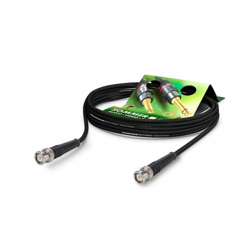 HF-Kabel RG-Classic 50 Ω, 1  | BNC / BNC, HICON