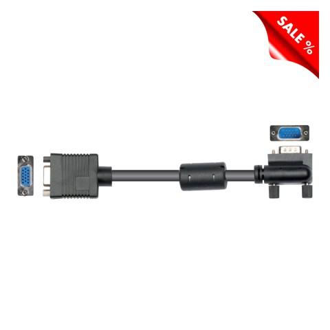 Monitorkabel VGA, 15  x  | HD-SUB-D / HD-SUB-D