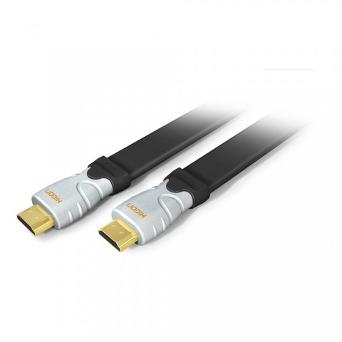 Multimediakabel HDMI®, 19  x  | HDMI® / HDMI®, HICON