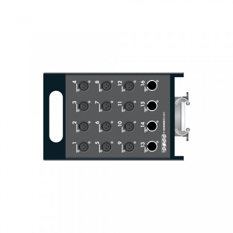 THE BOXX -> Square-MP-connector