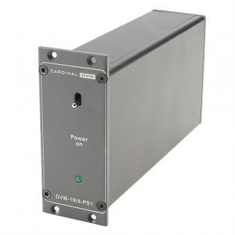 CARDINAL DVM System-Netzteil für 194-Serie, 24 VDC -> 4 pin-XLR, max. 3 Geräte für passend für 194-Serie von CARDINAL DVM