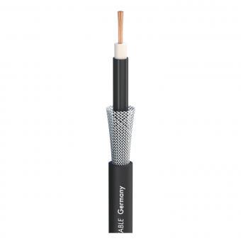 Instrument Cable Tricone® XXL; 1 x 0,50 mm²; LLC (Long Life Compound) Ø 5,90 mm; black
