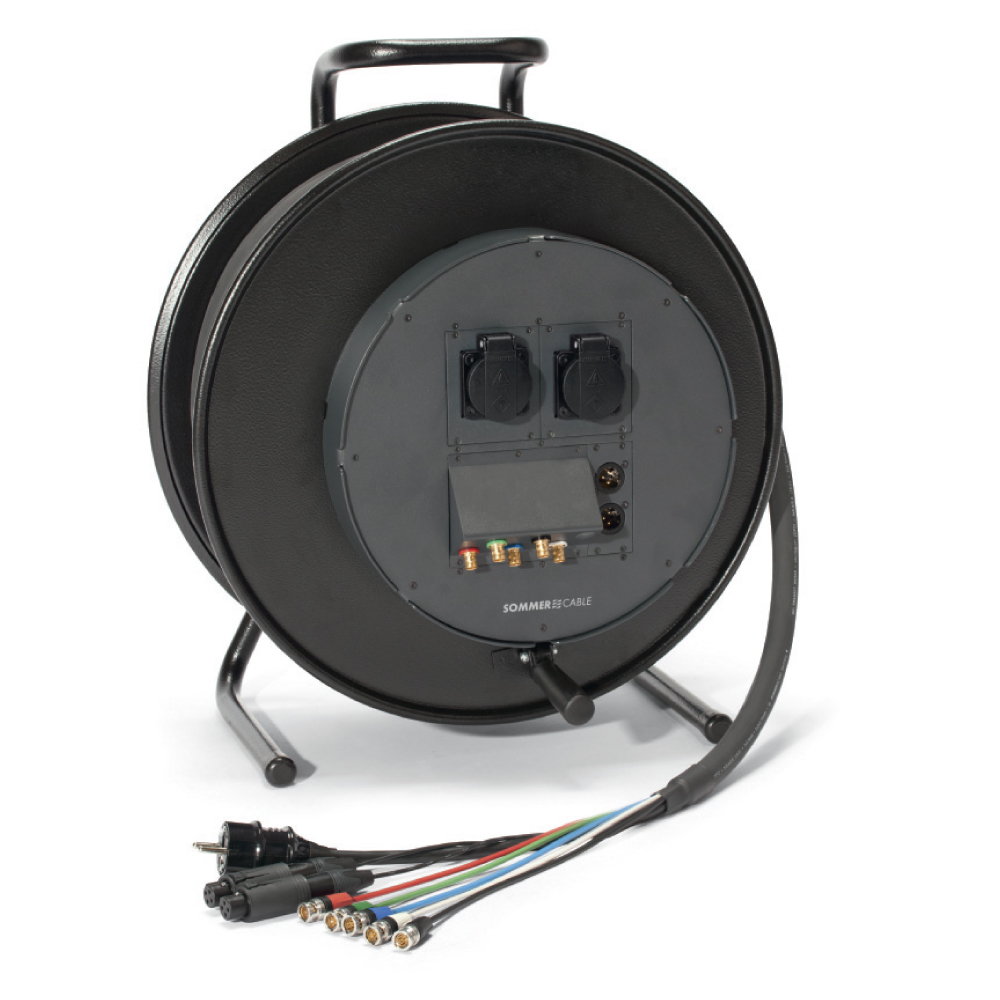 Sommer Cable Shop Madi Connection Systems Bnc Electrical Wiring Socket Connections Reartwist Connector Male Xlr 3 Pole Unisex Schuko