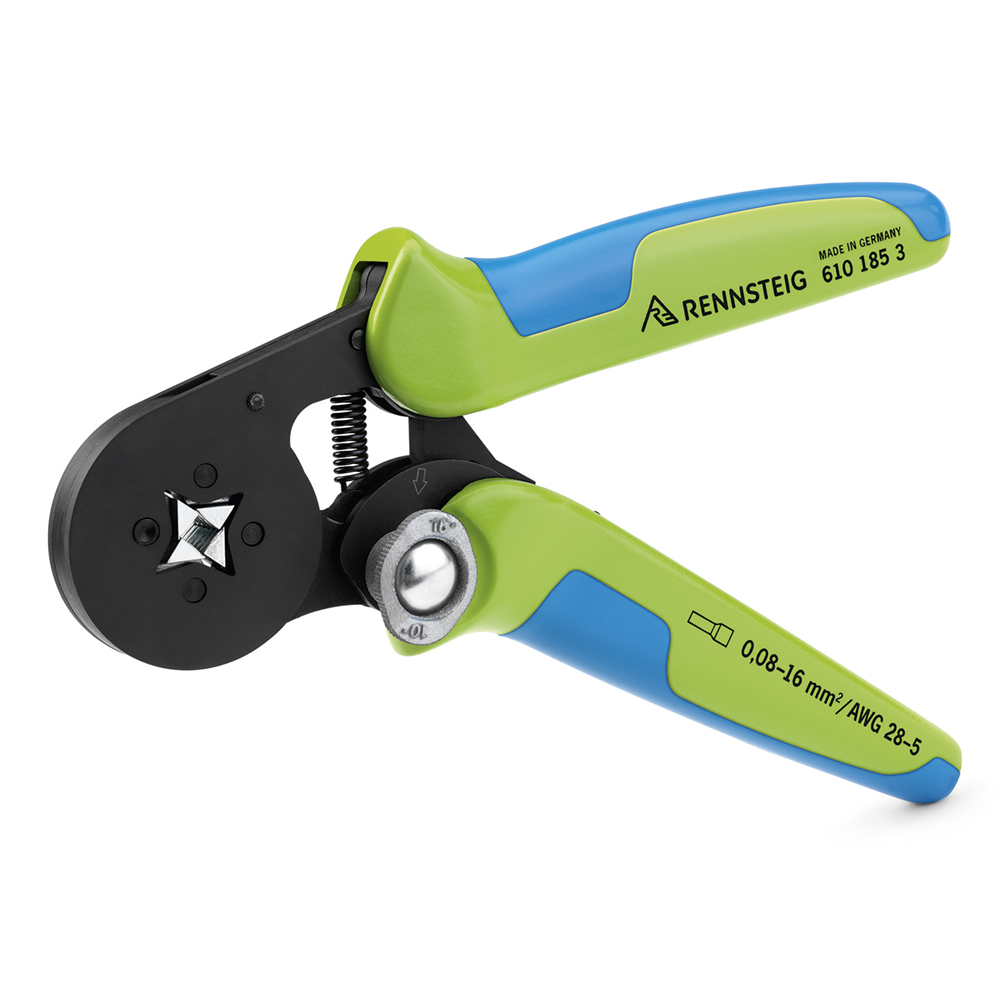 Sommer cable Shop   crimp pliers, Crimping tool for wire end ...