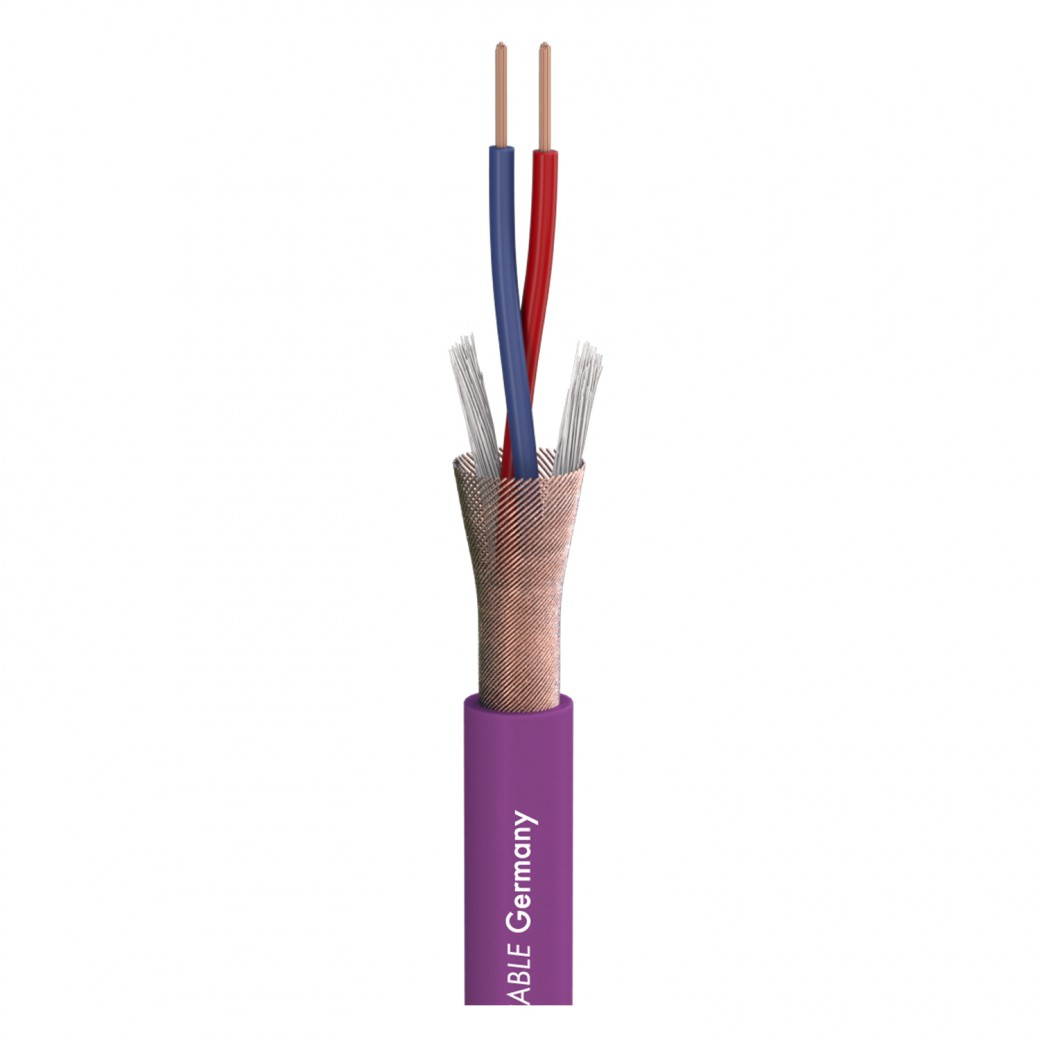Sommer cable Shop | Mikrofonkabel Stage 22 Highflex; 2 x 0,22 mm² ...