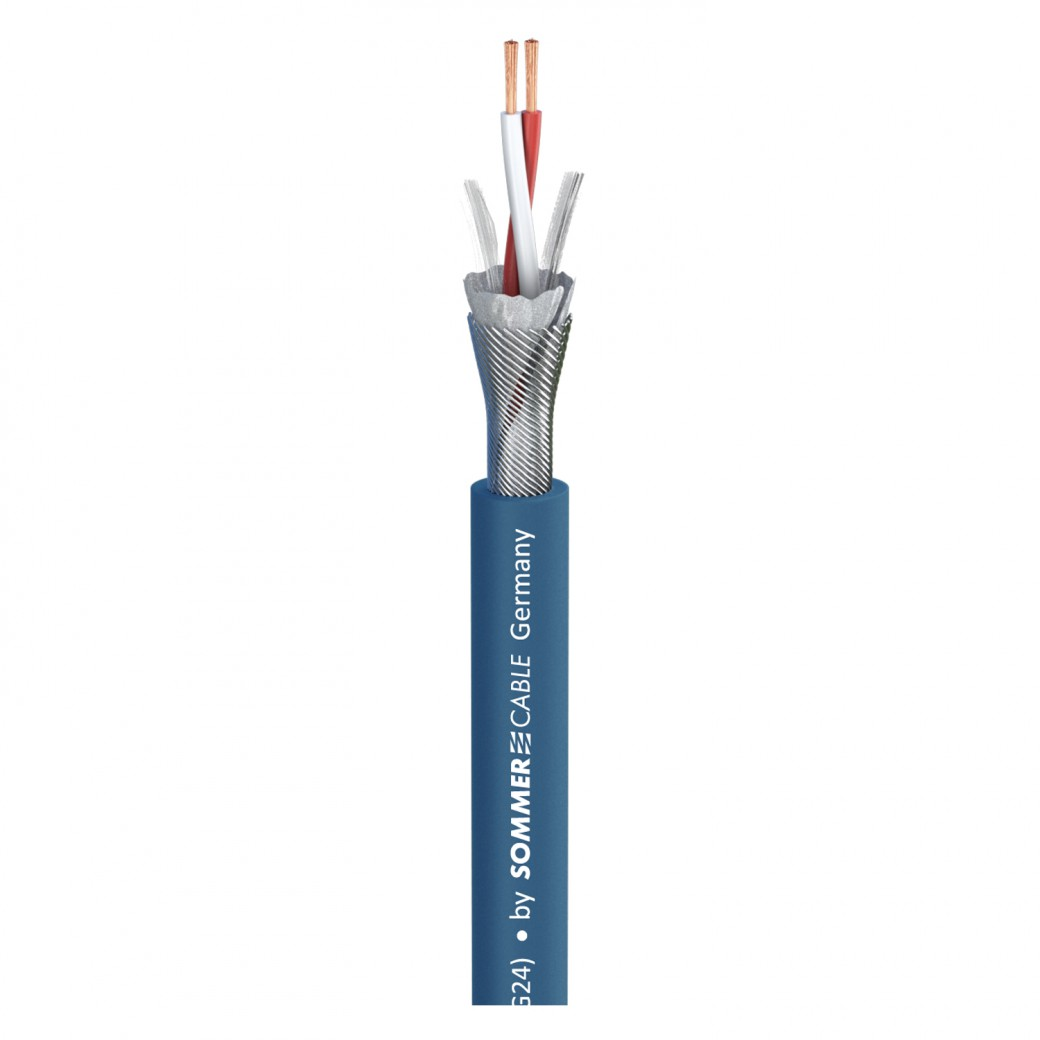 Sommer cable Shop | Mikrofonkabel SC-Source MKII; 2 x 0,25 mm²; PVC ...