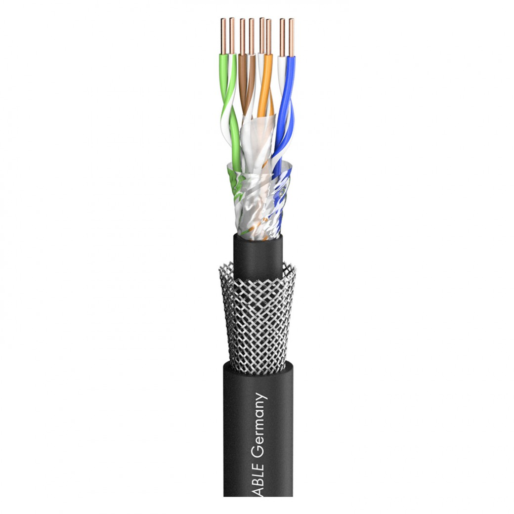 Sommer Cable Shop Cat6 Sc Mercator Pur Superflex How To Install Black 800 Mm