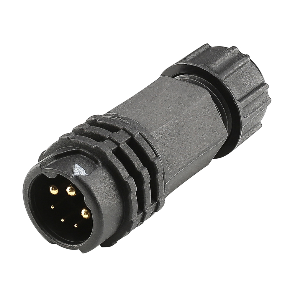 Sommer cable Shop | eventCON , IP67 , 3-pol Kabelstecker, gerade ...
