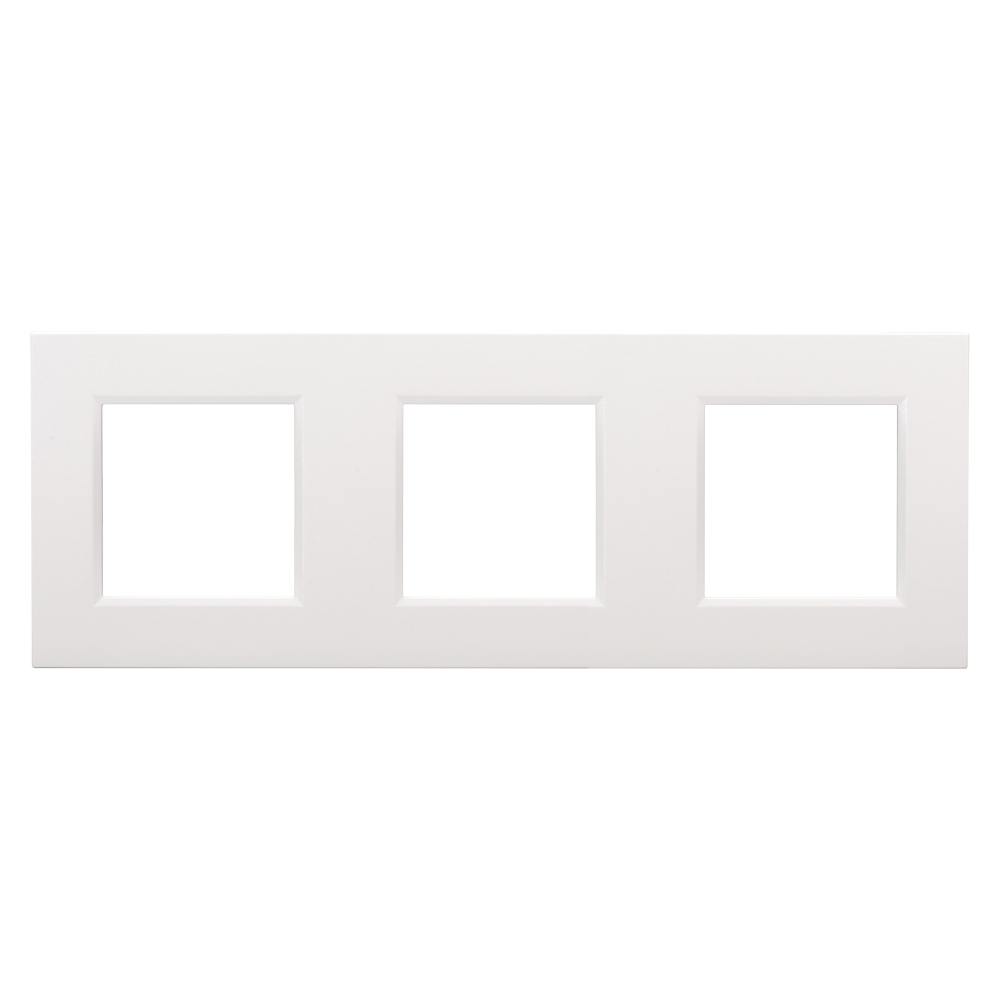 Sommer Cable Shop Switch Frames 3 Way Outside 80 X 222 Mm Scale Wiring Red Black White 45x45 Plastic Colour Pure