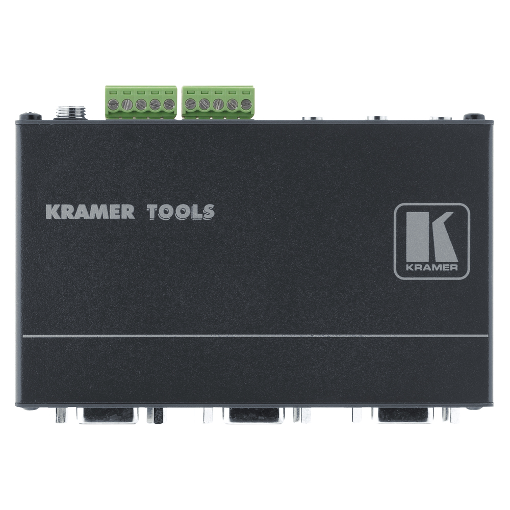 Sommer Cable Shop Kramer Splitter In Hd 15 Jack 35 Mm Out 3 5mm Audio Wiring Scheme 2xhd 2 X 2x Connection Via Screw Connections