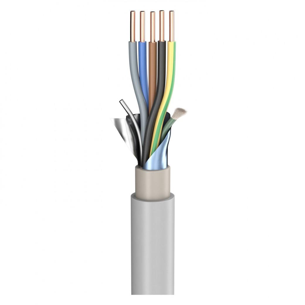 Sommer cable Shop | Lastleitung (N)YM-(ST)-J; 5 x 4,00 mm²; PVC ...