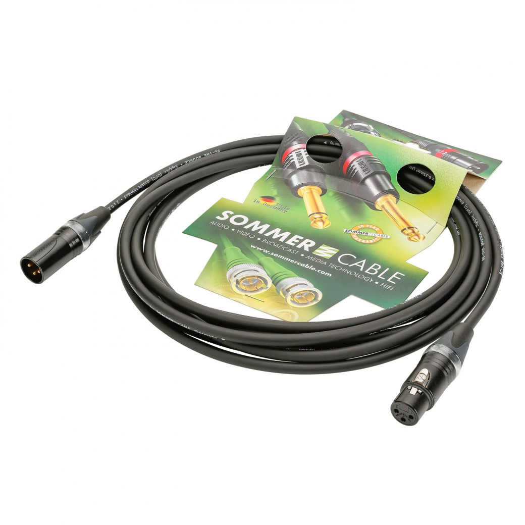 Sommer cable Shop | Microphone Cable SC-Source MKII Highflex, 2 x 0 ...