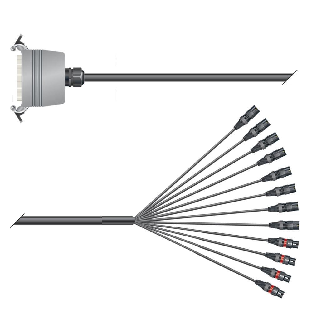 Sommer cable Shop | Multicore-Kabel mit Rechteck-MP-Verbinder ...